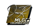 Sticker | jasonR | MLG Columbus 2016