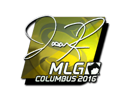 Sticker | jasonR (Foil) | MLG Columbus 2016