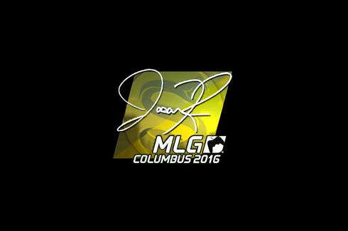 Sticker | jasonR (Foil) | MLG Columbus 2016 Prices