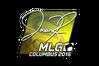 Sticker | jasonR (Foil) | MLG Columbus 2016