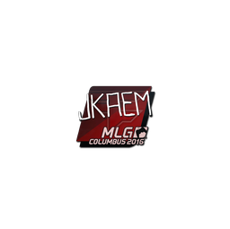 Sticker | jkaem | MLG Columbus 2016