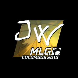 JW (Foil) | MLG Columbus 2016