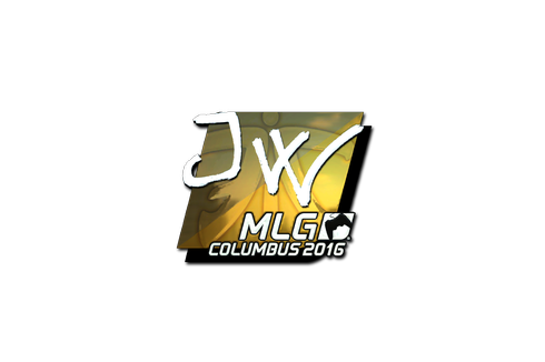 Sticker | JW (Foil) | MLG Columbus 2016 Prices