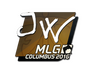 Skin Sticker | JW | MLG Columbus 2016