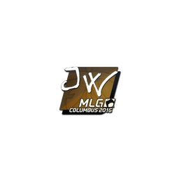 Sticker | JW | MLG Columbus 2016
