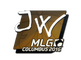 Sticker | JW | MLG Columbus 2016