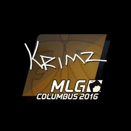 KRIMZ | MLG Columbus 2016