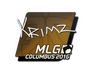 Skin Sticker | KRIMZ | MLG Columbus 2016