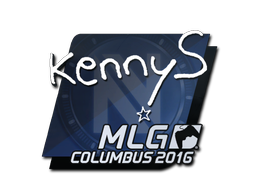Sticker | kennyS | MLG Columbus 2016