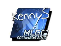 Sticker | kennyS (Foil) | MLG Columbus 2016