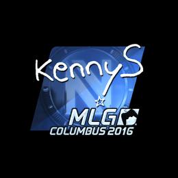 kennyS (Foil) | MLG Columbus 2016