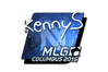 Sticker | kennyS (Foil) | MLG Columbus 2016