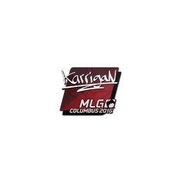 Sticker | karrigan | MLG Columbus 2016