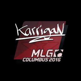 karrigan | MLG Columbus 2016