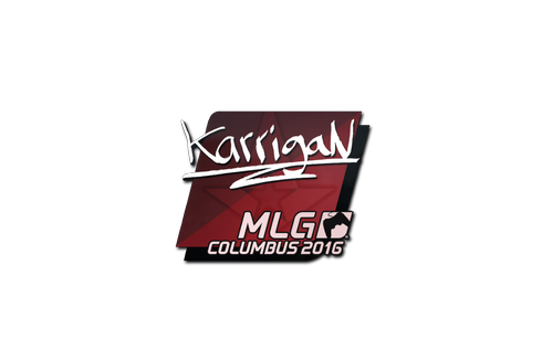 Sticker | karrigan | MLG Columbus 2016 Prices