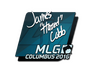 Skin Sticker | hazed | MLG Columbus 2016