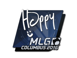Sticker | Happy | MLG Columbus 2016