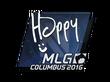 Sticker Happy | MLG Columbus 2016