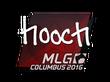 Sticker hooch | MLG Columbus 2016