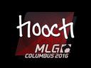 Sticker | hooch | MLG Columbus 2016