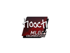 Skin Sticker | hooch | MLG Columbus 2016