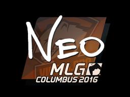 NEO | MLG Columbus 2016