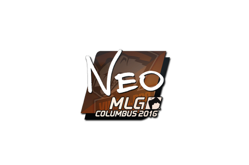 Buy Sticker | NEO | MLG Columbus 2016