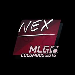 nex   MLG Columbus 2016