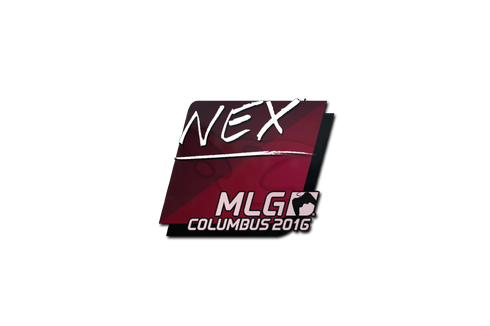 Sticker | nex | MLG Columbus 2016 Prices