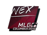 Skin Sticker | nex | MLG Columbus 2016