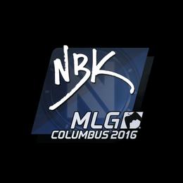 NBK- | MLG Columbus 2016