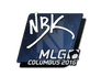 Skin Sticker | NBK- | MLG Columbus 2016