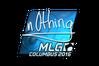 Sticker | n0thing (Foil) | MLG Columbus 2016