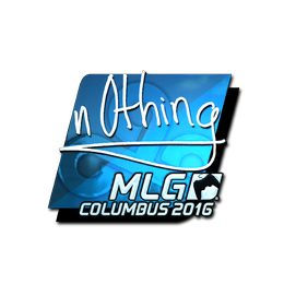 n0thing (Foil) | MLG Columbus 2016