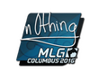Sticker n0thing | MLG Columbus 2016