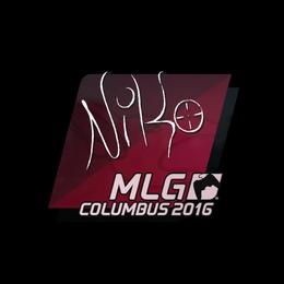 NiKo | MLG Columbus 2016