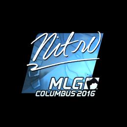 nitr0 (Foil) | MLG Columbus 2016