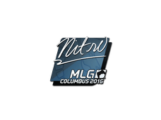 Skin Sticker | nitr0 | MLG Columbus 2016