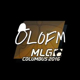 olofmeister | MLG Columbus 2016