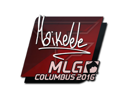 Sticker | Maikelele | MLG Columbus 2016