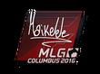Sticker Maikelele | MLG Columbus 2016
