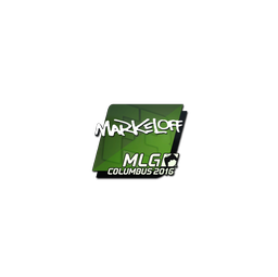 Sticker | markeloff | MLG Columbus 2016