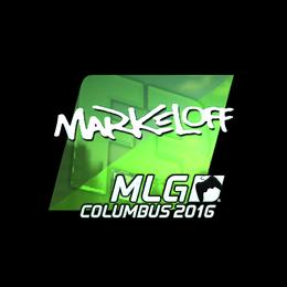 markeloff (Foil) | MLG Columbus 2016
