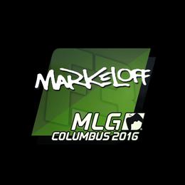 markeloff | MLG Columbus 2016