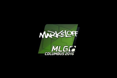 Sticker | markeloff | MLG Columbus 2016 Prices