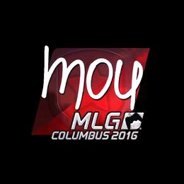 mou (Foil) | MLG Columbus 2016