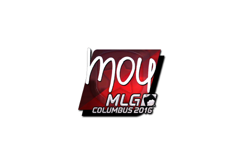 Buy Sticker | mou (Foil) | MLG Columbus 2016