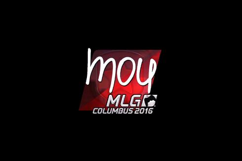 Sticker | mou (Foil) | MLG Columbus 2016 Prices