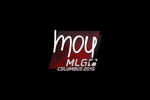 Sticker | mou | MLG Columbus 2016 Prices