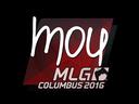 Sticker | mou | MLG Columbus 2016